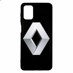 Чохол для Samsung M51 Renault Logo