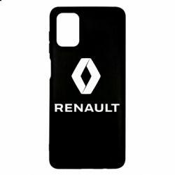 Чохол для Samsung M51 Renault logotip