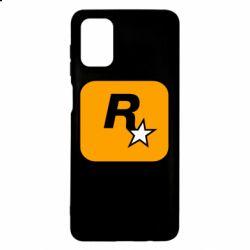 Чохол для Samsung M51 Rockstar Games logo