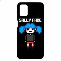 Чохол для Samsung M51 Sally face pixel
