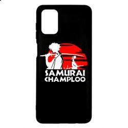 Чохол для Samsung M51 Samurai Champloo