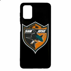 Чохол для Samsung M51 San Jose Sharks