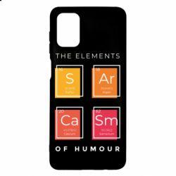 Чохол для Samsung M51 Sarcasm
