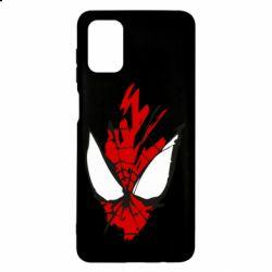 Чохол для Samsung M51 Сareless art Spiderman