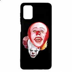 Чохол для Samsung M51 Scary Clown