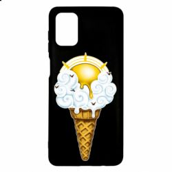Чохол для Samsung M51 Sea ice cream