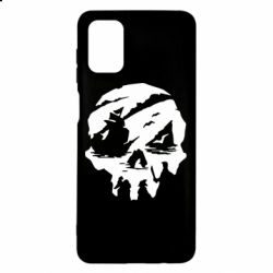 Чохол для Samsung M51 Sea of Thieves skull