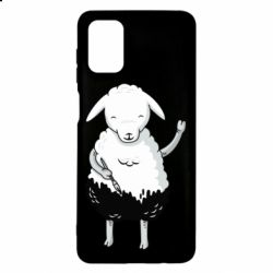 Чохол для Samsung M51 Sheep