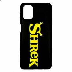 Чехол для Samsung M51 Shrek