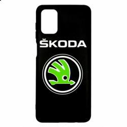 Чехол для Samsung M51 Skoda Bird