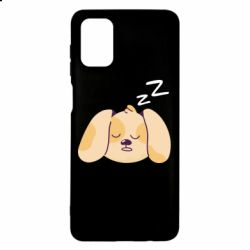 Чохол для Samsung M51 Sleeping dog