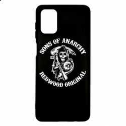 Чехол для Samsung M51 Sons of Anarchy