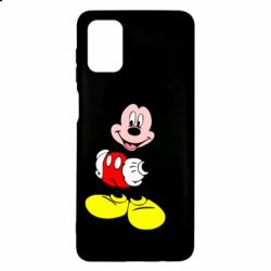 Чохол для Samsung M51 Сool Mickey Mouse