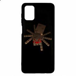 Чехол для Samsung M51 Spider from Minecraft