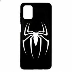 Чехол для Samsung M51 Spider Man Logo