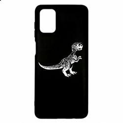 Чохол для Samsung M51 Spotted baby dinosaur