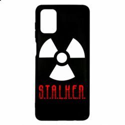 Чехол для Samsung M51 Stalker