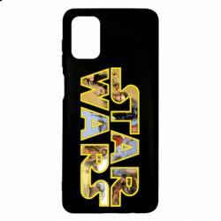 Чохол для Samsung M51 Star Wars 3D
