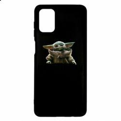 Чехол для Samsung M51 Star Wars Yoda beby