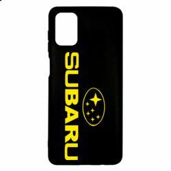 Чохол для Samsung M51 Subaru