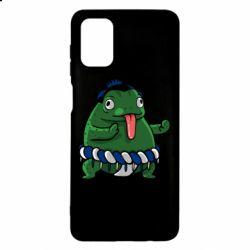 Чехол для Samsung M51 Sumo toad