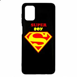 Чохол для Samsung M51 Super Boy