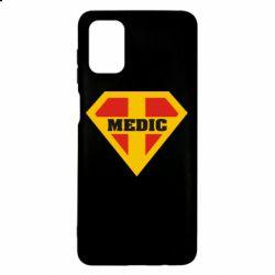 Чохол для Samsung M51 Super Medic