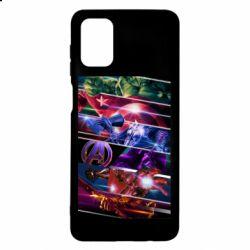 Чехол для Samsung M51 Super power avengers