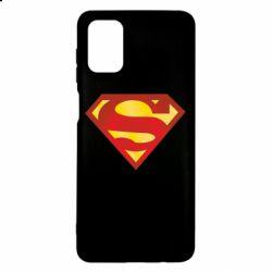 Чехол для Samsung M51 Superman Classic