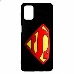 Чехол для Samsung M51 Superman Logo