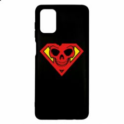 Чехол для Samsung M51 Superman Skull