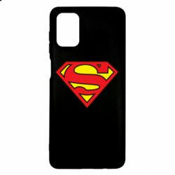 Чехол для Samsung M51 Superman Symbol