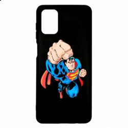 Чохол для Samsung M51 Супермен Комікс