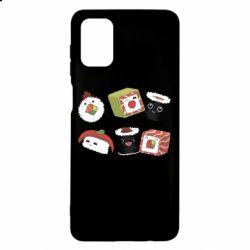 Чохол для Samsung M51 Sushi