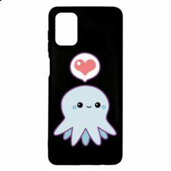Чехол для Samsung M51 Sweet Octopus