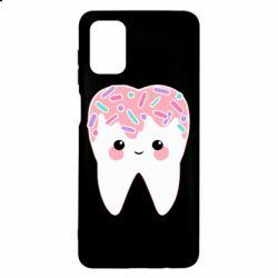 Чохол для Samsung M51 Sweet tooth