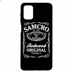 Чохол для Samsung M51 Сини Анархії Samcro