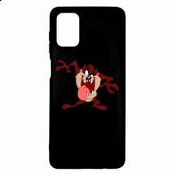 Чехол для Samsung M51 Таз Тасманский дьявол