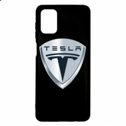 Чехол для Samsung M51 Tesla Corp