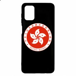 Чехол для Samsung M51 The coat of arms of Hong Kong
