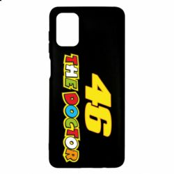 Чехол для Samsung M51 The Doctor Rossi 46