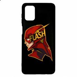 Чехол для Samsung M51 The Flash