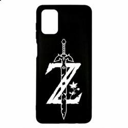 Чехол для Samsung M51 The Legend of Zelda Logo