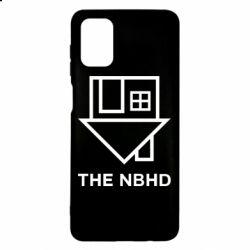 Чехол для Samsung M51 THE NBHD Logo