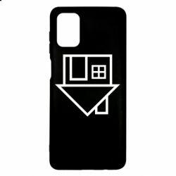 Чехол для Samsung M51 The Neighbourhood Logotype