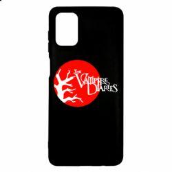 Чехол для Samsung M51 The Vampire Diaries