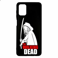 Чохол для Samsung M51 The walking dead (Ходячі мерці)