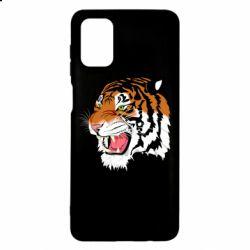 Чохол для Samsung M51 Tiger roars