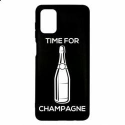 Чохол для Samsung M51 Time for champagne