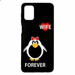 Чохол для Samsung M51 Together forever